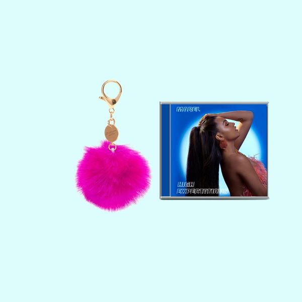 Mabel: Mad Love Key Ring & CD