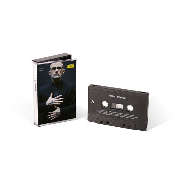 Moby: Reprise: Limited Edition Black Cassette