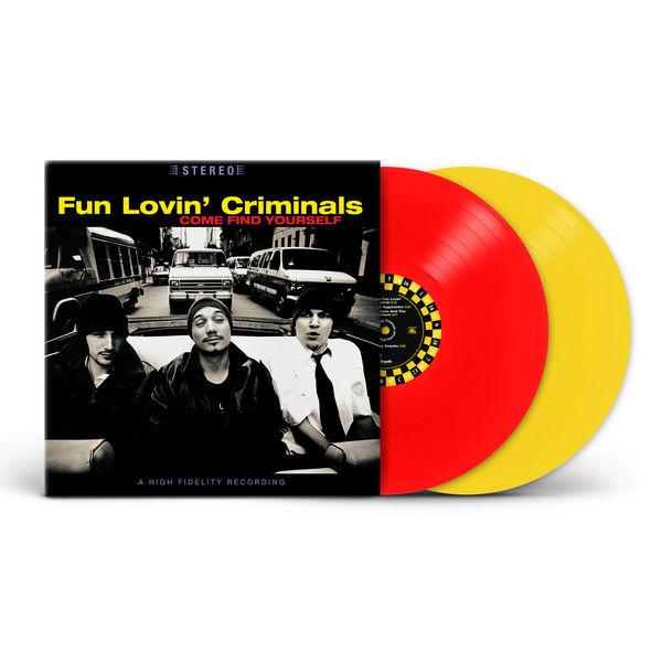 Fun Lovin' Criminals: Come Find Yourself: 25th Anniversary Limited Edition Colour Vinyl