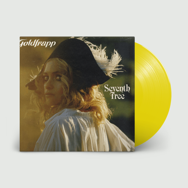Goldfrapp: Seventh Tree: Limited Edition Yellow Vinyl