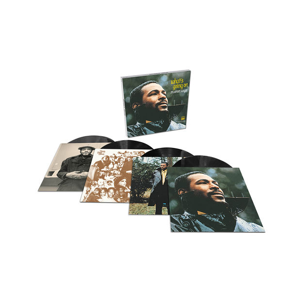 Marvin Gaye: What's Going On: Deluxe Edition - Half Speed Master