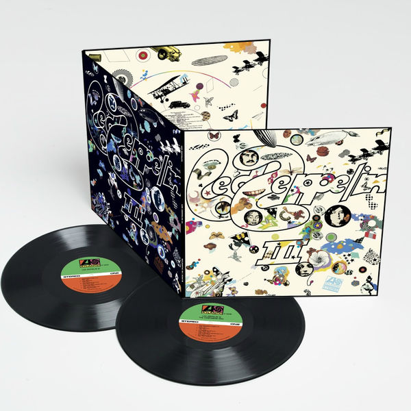 Led Zeppelin: Led Zeppelin III: Deluxe Vinyl Edition