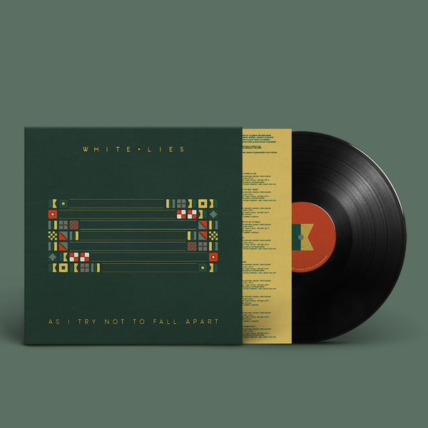 White Lies: As I Try Not To Fall Apart: Vinyl Edition