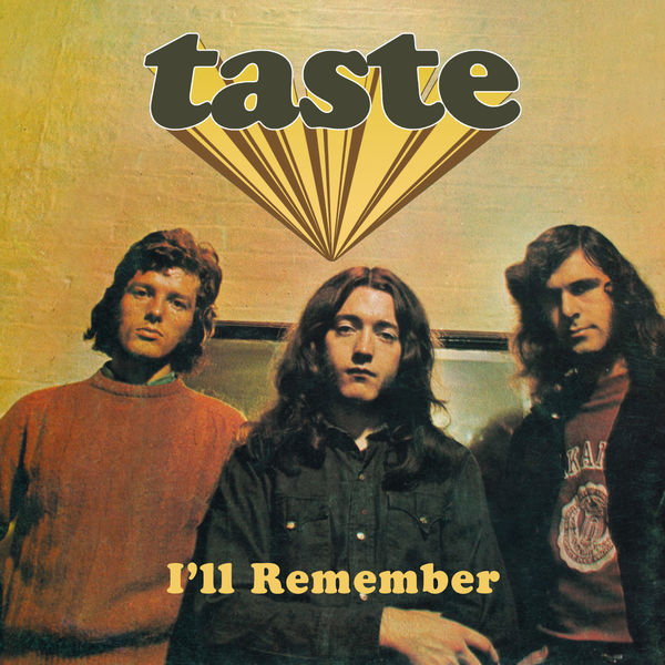 Taste: I'll Remember