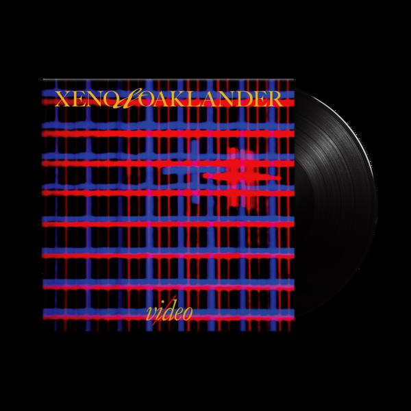 Xeno & Oaklander: Vi/deo: Black Vinyl LP