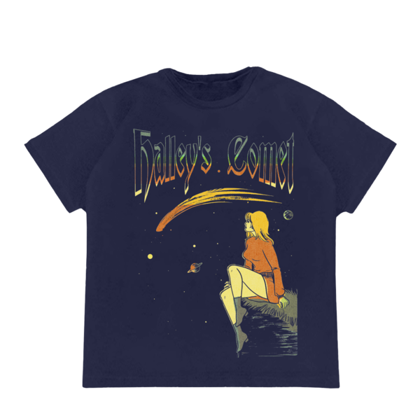 Billie Eilish: Halley's Comet T-Shirt