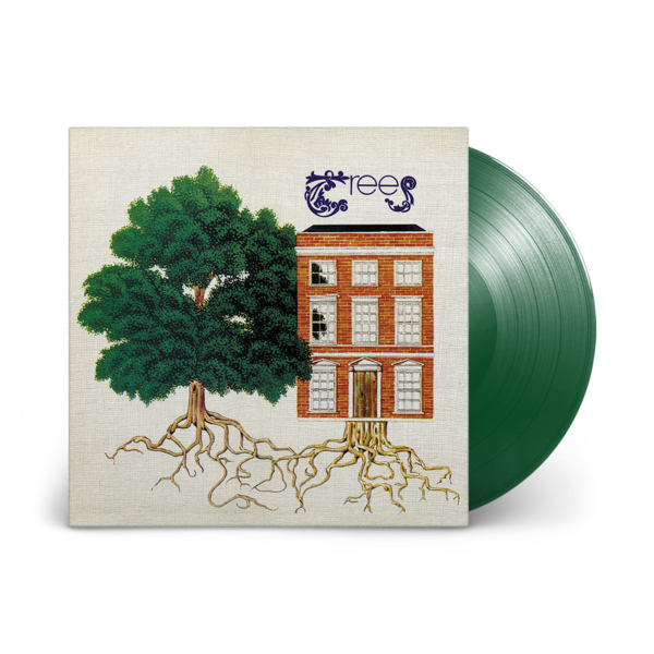 Trees: The Garden Of Jane Delawney: 50th Anniversary Edition Green Vinyl