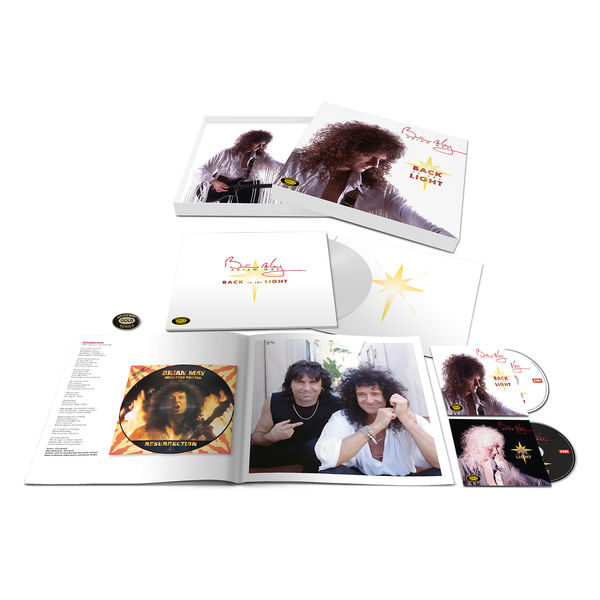 Brian May: Back To The Light Limited Collectors Edition Boxset