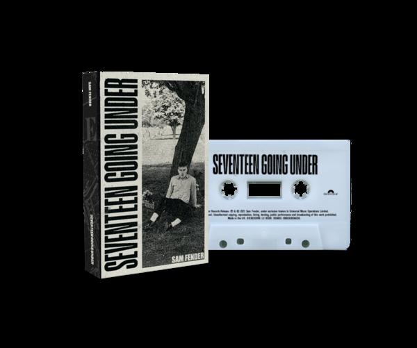 Sam Fender: Seventeen Going Under Cassette #4