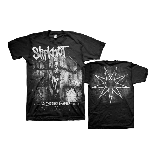 Slipknot: .5: The Gray Chapter T-Shirt