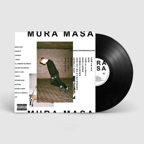 Mura Masa: Mura Masa: Limited Edition Signed Vinyl