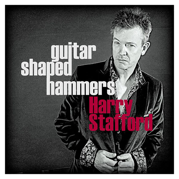 Harry Stafford: Guitar Shaped Hammers