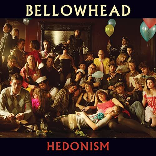Bellowhead: Hedonism: Limited 10th Anniversary Edition Red + Black Marble Vinyl