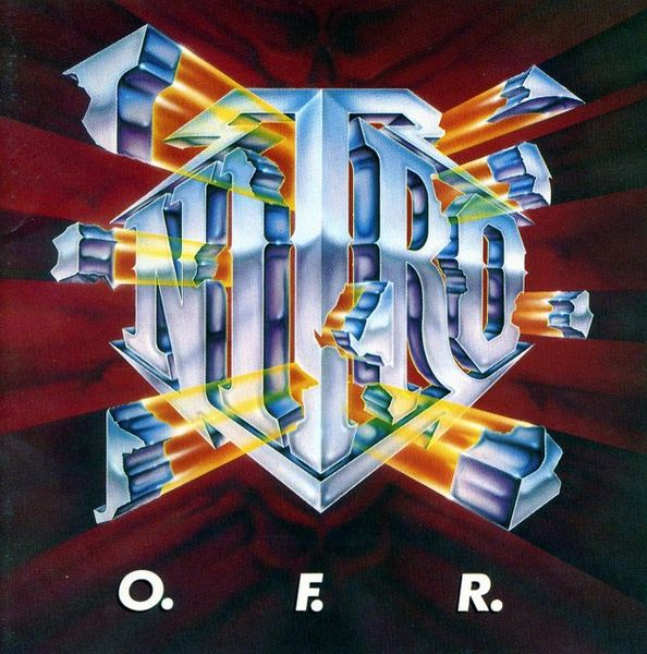 Nitro: O. F. R.: Limited Red & Yellow
