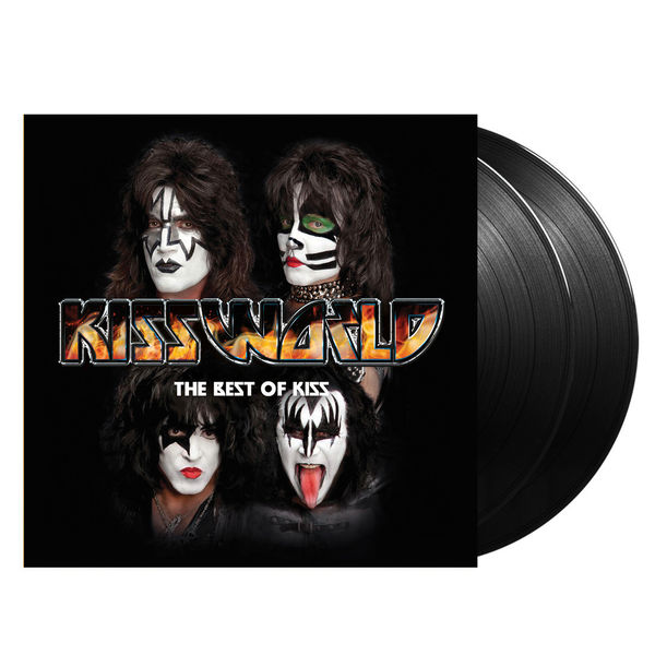 Kiss: KISSWORLD - The Best Of KISS German Version