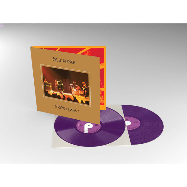 Deep Purple: Made In Japan (Purple Coloured Vinyl)