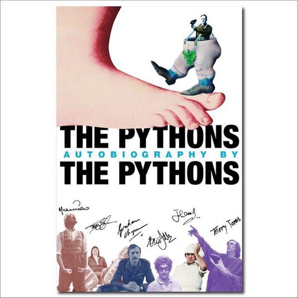 Monty Python: The Pythons Autobiography By The Pythons (hardback)
