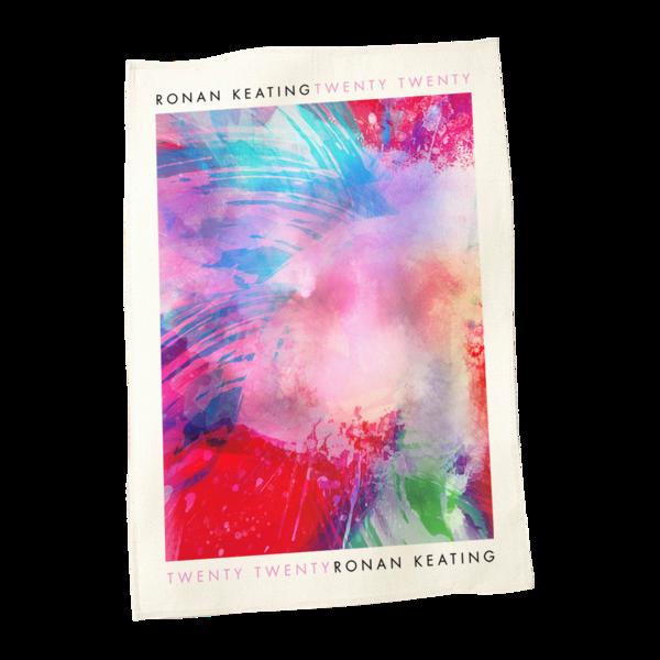 Ronan Keating: ALBUM TEA TOWEL
