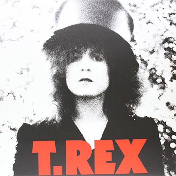 T. Rex: The Slider (Deluxe Black Vinyl)