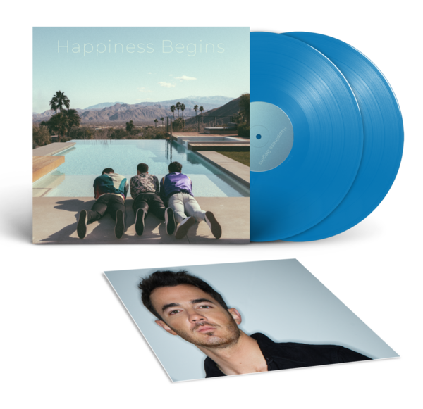 Jonas Brothers: Happiness Begins (Kevin 2LP)