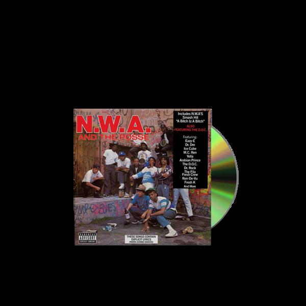 N.W.A: N.W.A. And The Posse