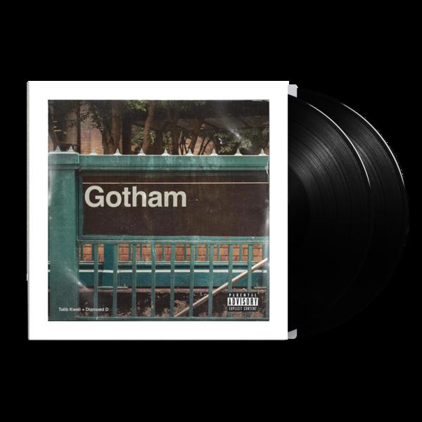 Gotham (Talib Kweli & Diamond D): Gotham