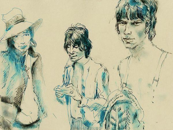 Ronnie Wood: Rod, Ronnie, Jeff
