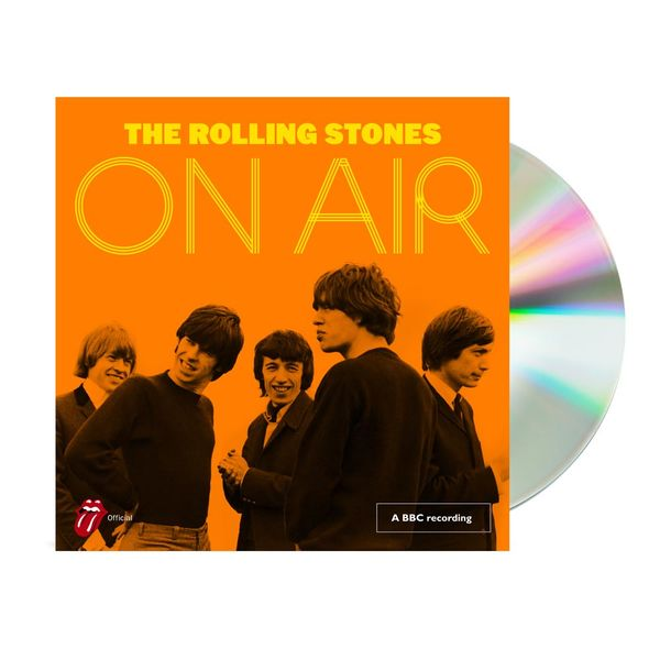 The Rolling Stones: On Air CD
