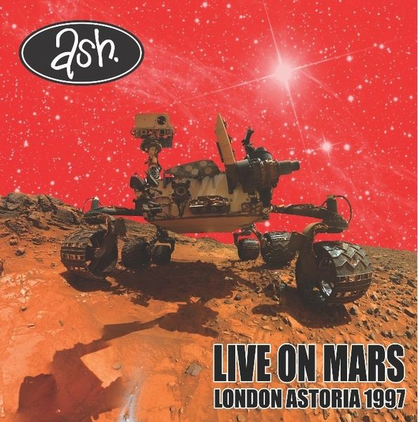 Ash: Live On Mars: London Astoria 1997