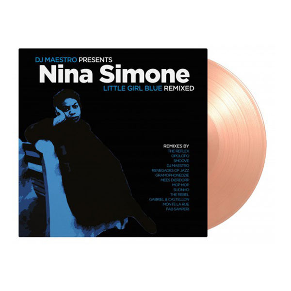 Nina Simone: Little Girl Blue Remixed: Limited Edition Pink Vinyl