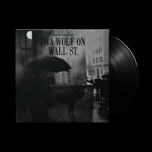 Tha God Fahim x Your Old Droog: Tha Wolf on Wall St.: Limited Edition Vinyl
