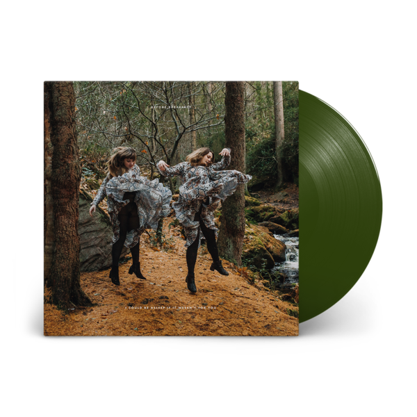 Before Breakfast: I Could Be Asleep If It Weren't For You: Forest Green Vinyl LP