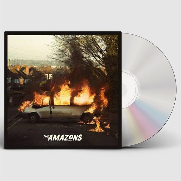 The Amazons: The Amazons Deluxe CD