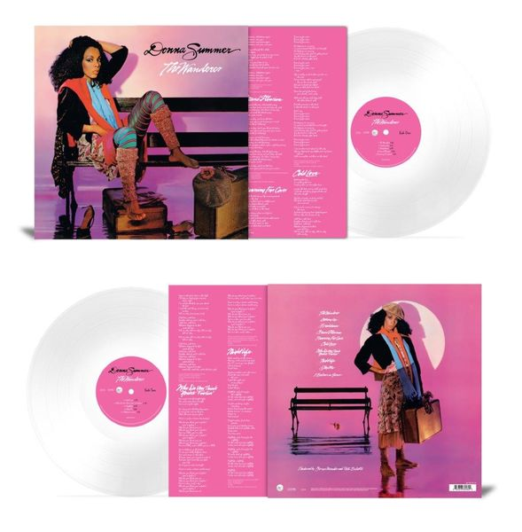 Donna Summer: The Wanderer: Limited Edition 180gm White Vinyl LP