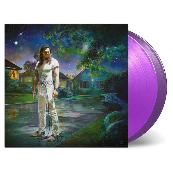 Andrew W.K: You're Not Alone: Purple Numbered Vinyl