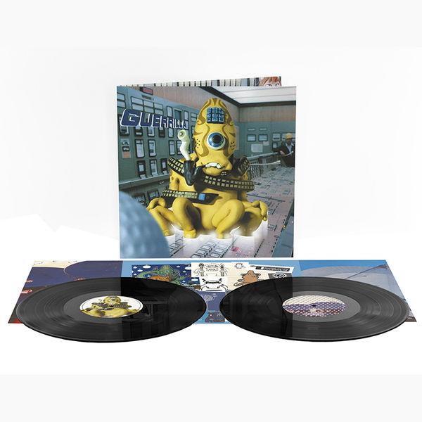 Super Furry Animals: Guerrilla: Limited Edition Pop-up Gatefold Double LP