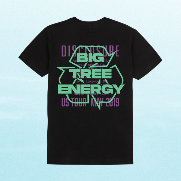 Disclosure: Energy: Recycled Tour Big Tree Energy Tee