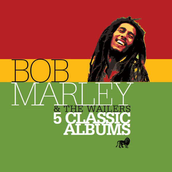 Bob Marley and The Wailers: 5 Classic Albums