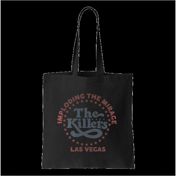 The Killers: ITM Star Logo Tote Bag (Black)
