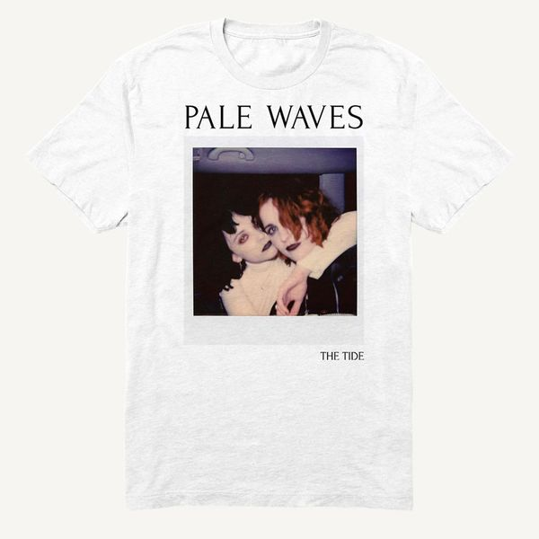 Pale Waves: The Tide Tee - S