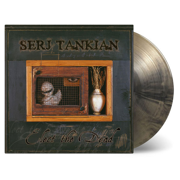 Serj Tankian: Elect The Dead: Limited Edition Gold Marbled Vinyl