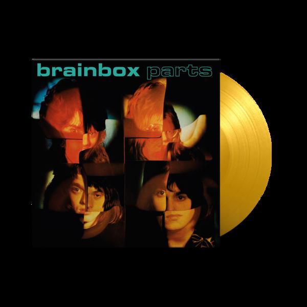 Brainbox: Parts : Limited Edition Yellow Vinyl