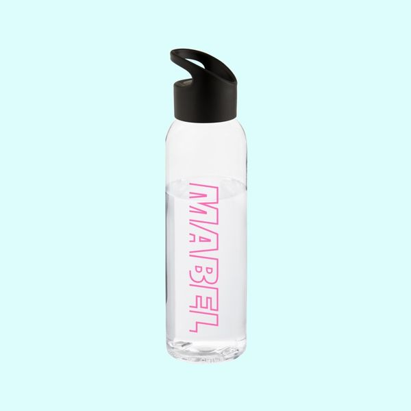 Mabel: Clear Water Bottle