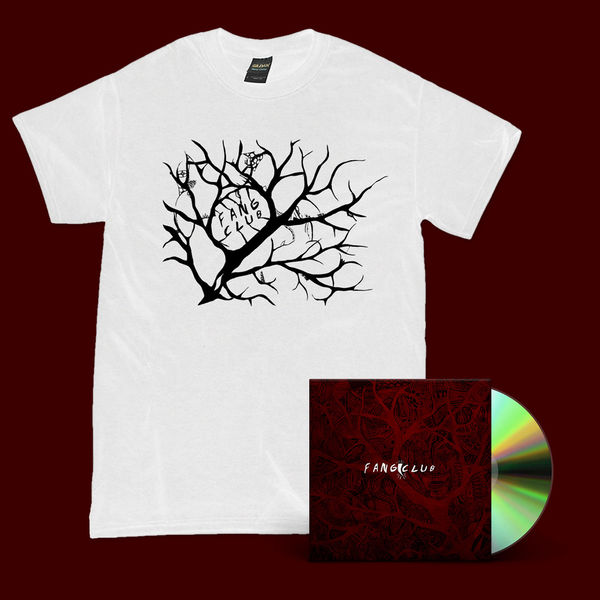 Fangclub: Fangclub Signed CD & T-Shirt Bundle