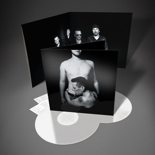 U2: Songs Of Innocence: White Vinyl