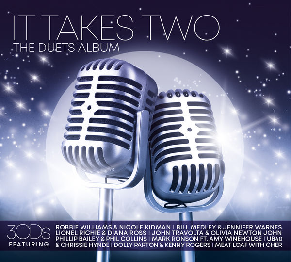 Various Artists: IT TAKES TWO: THE DUETS ALBUM