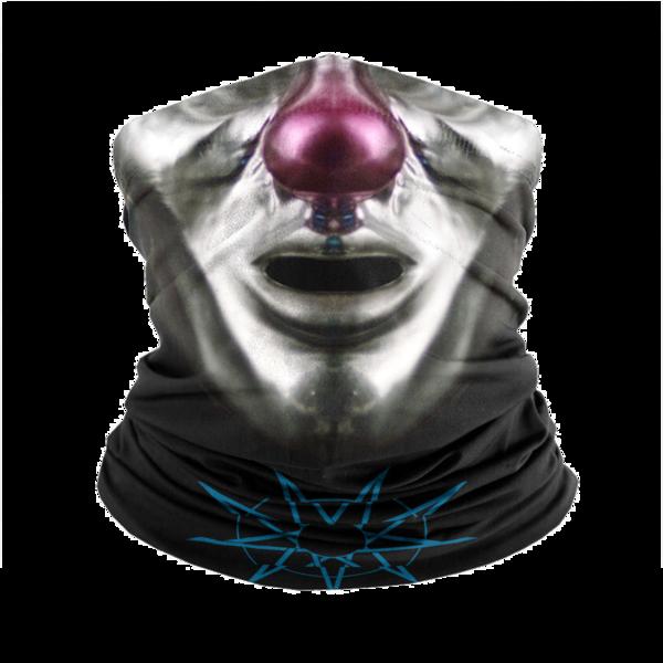 Slipknot: Clown Neck Gaiter
