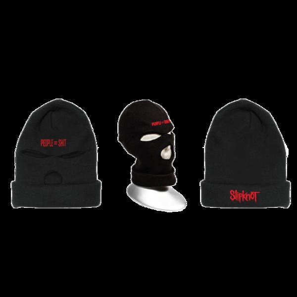 Slipknot: People = Shit Ski Mask/Beanie Combo