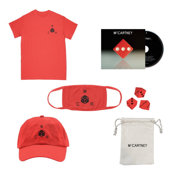 Paul McCartney: McCartney III - Exclusive Red Bundle