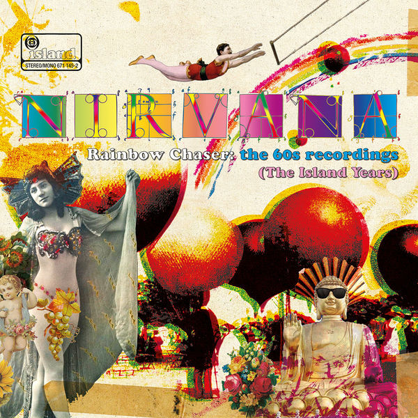Nirvana: Rainbow Chaser: the 60s recordings (The Island Years)